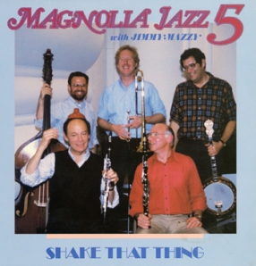 Magnolia Jazz 5 album cover