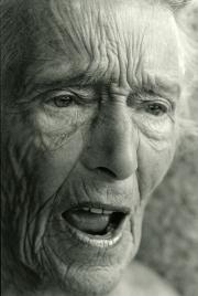 Retired Actress, Ameno (Lake Orta) Italy c. 1990 1