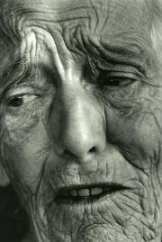 Retired Actress, Ameno (Lake Orta) Italy c. 1990 2