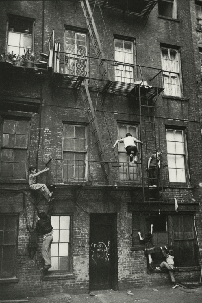 Lower East Side, New York, 1963