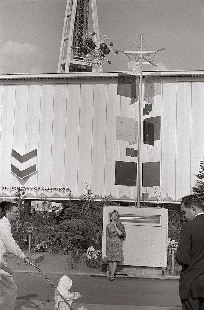 Seattle, 1962