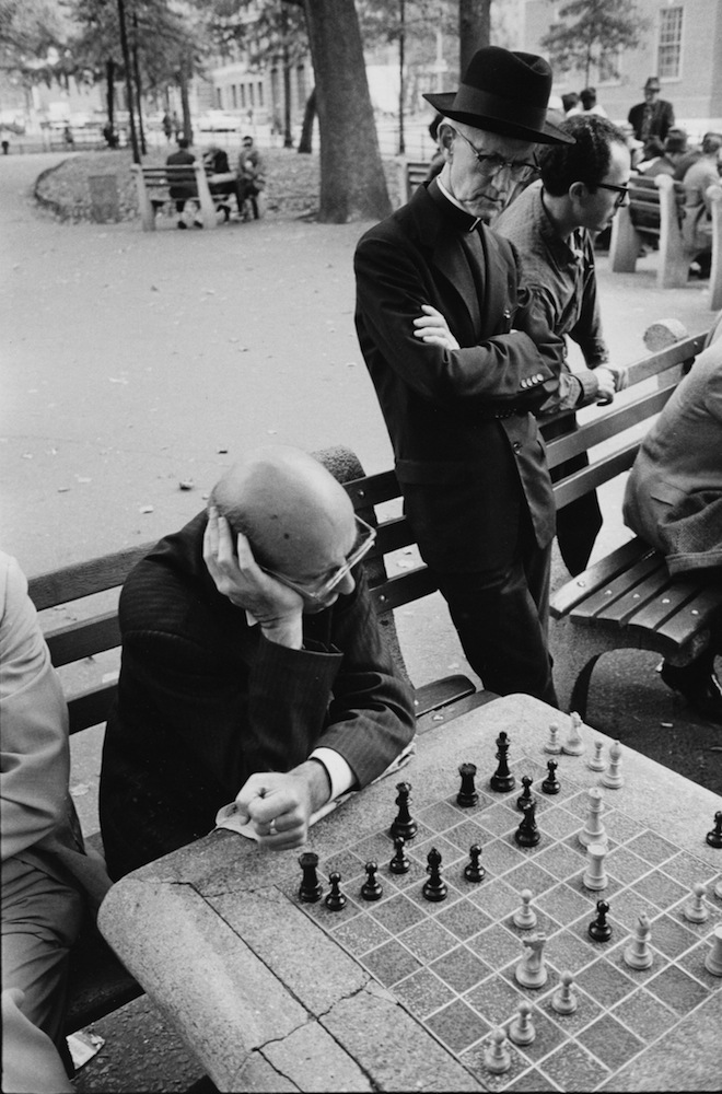 Midtown, New York City, 1963
