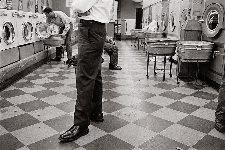 Lower East Side, New York City, 1963