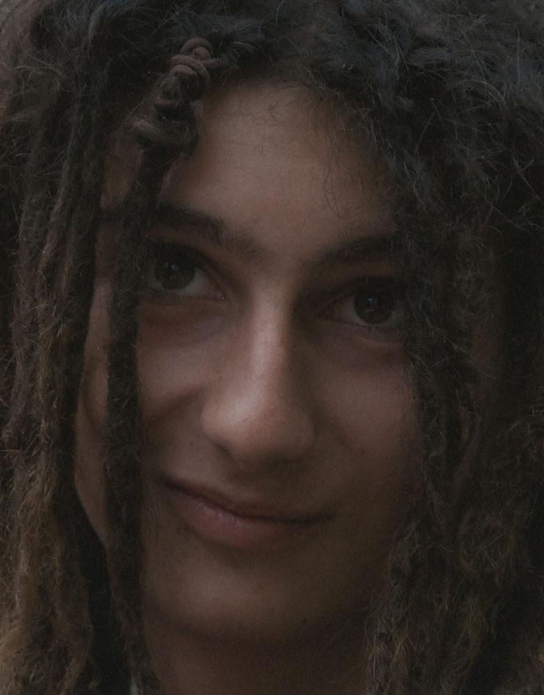 Jobim Morris Gavrielli, June 30, 2012; photograph by William Carter