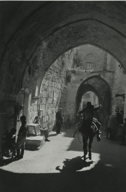 East Jerusalem, 1964