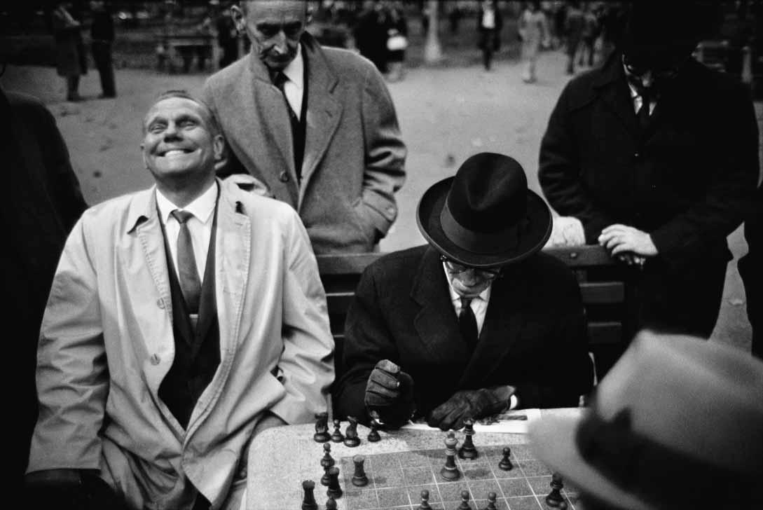 Washington Square, New York City, 1963