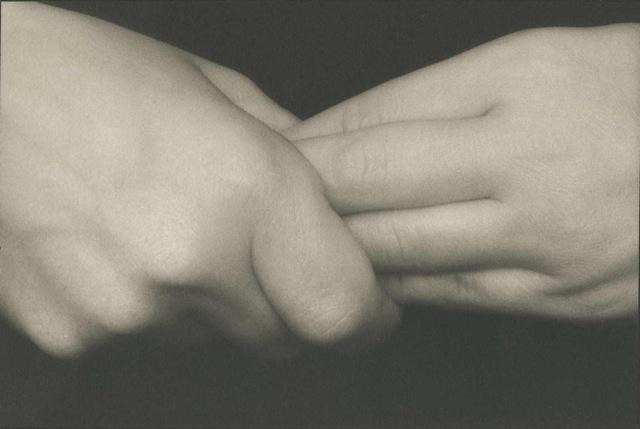 Closure, 1/25 Platinum Print, ©William Carter 1992
