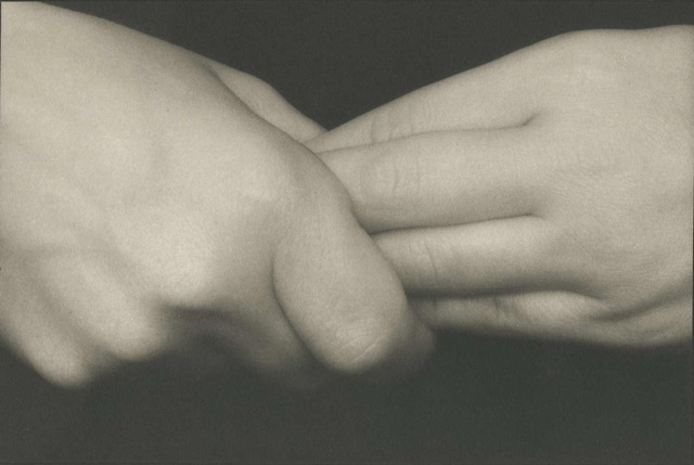 Closure, 1/25 Platinum Print, ©William Carter 1992