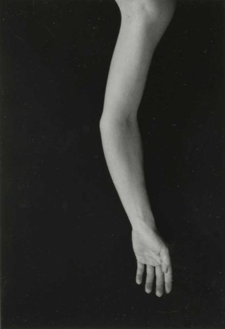 Appearance, 23/25 vintage silver print, ©William Carter 1983