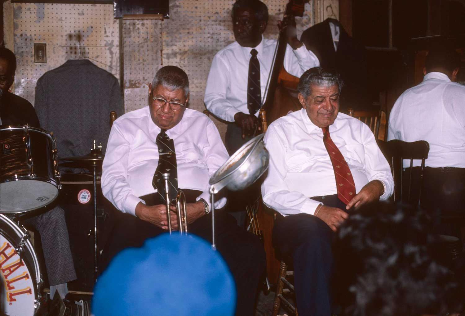 Preservation Hall, New Orleans, c. 1985