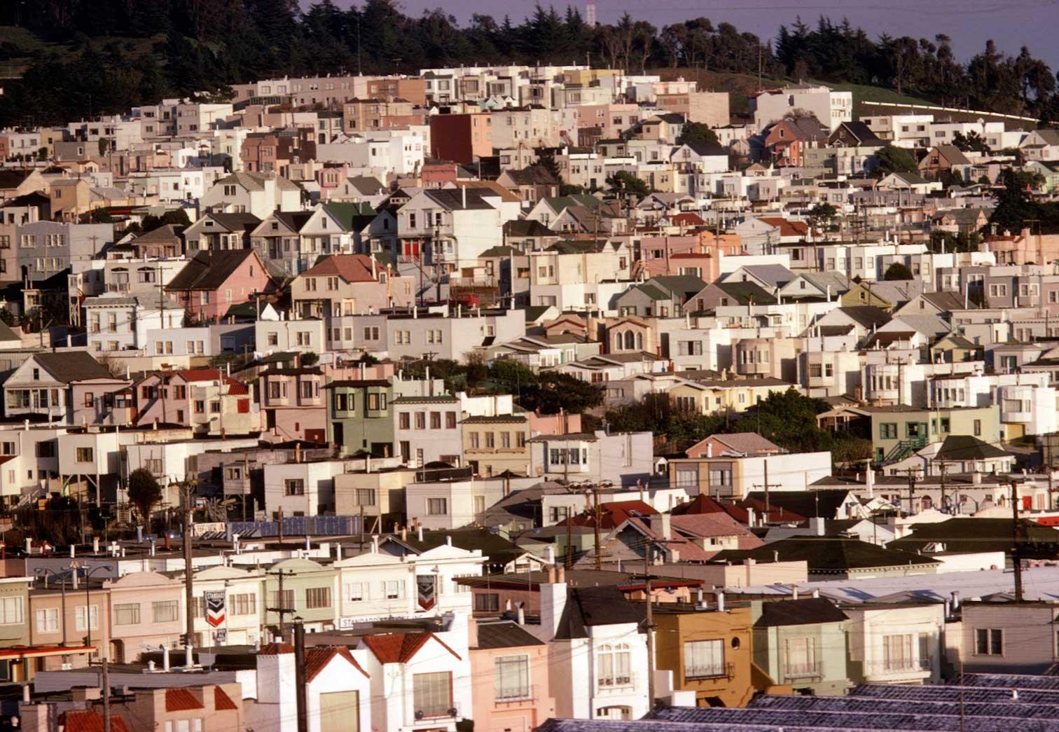 San Francisco, c. 1970