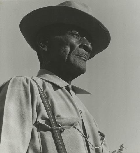 Mance Lipscomb, Oakland, California c. 1960