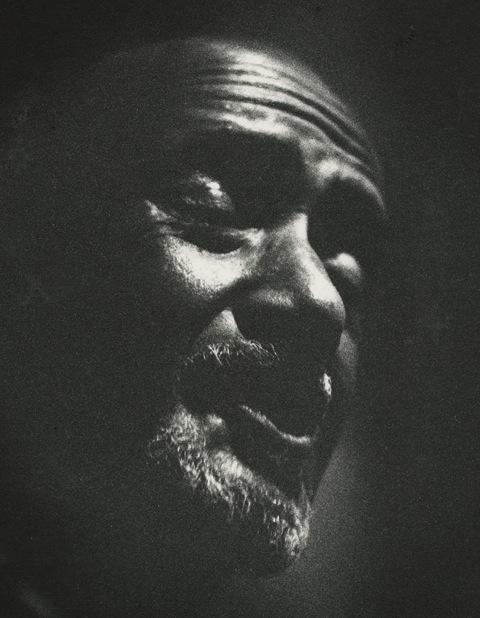 Manny Sayles, New Orleans, c. 1986