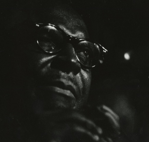 Sonny Terry, San Francisco, c. 1960