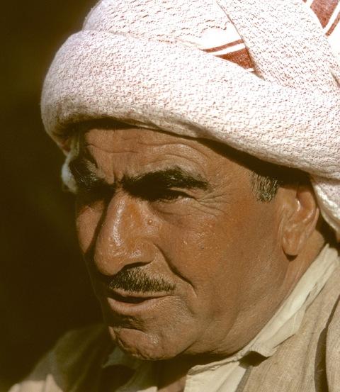 Barzani-closeup