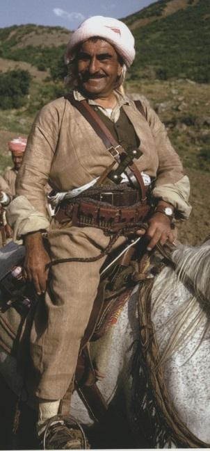 Mullah Mustafa Barzani, 1965