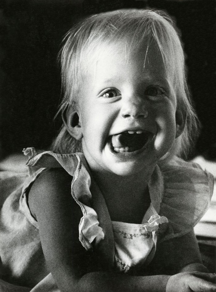 CHILD 1961 baby head043